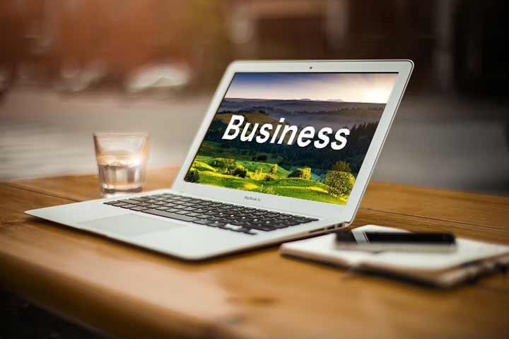ビジネス感が一気に薄れる