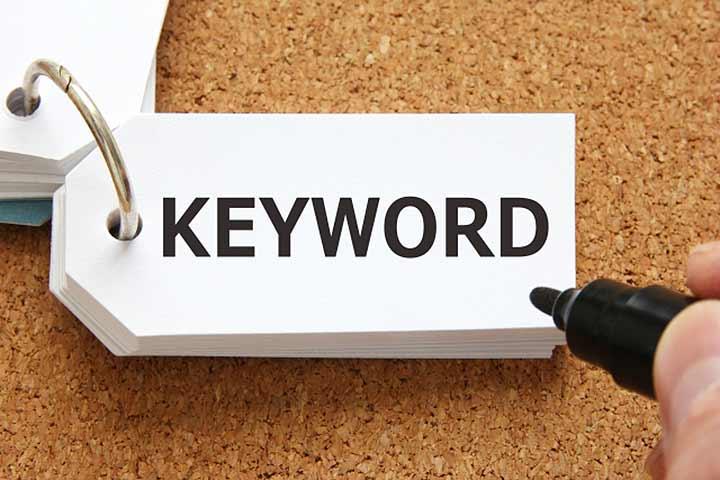 ブログのキーワード選定のやり方