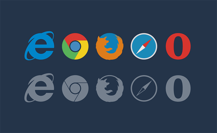 Webブラウザのキャッシュ