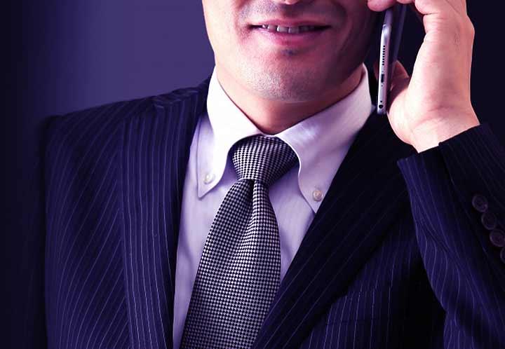 大手通信会社を装う悪質な勧誘手口について