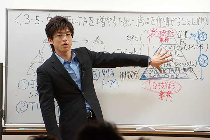 セミナー動画作成者の「加藤将太さん」とは何者?